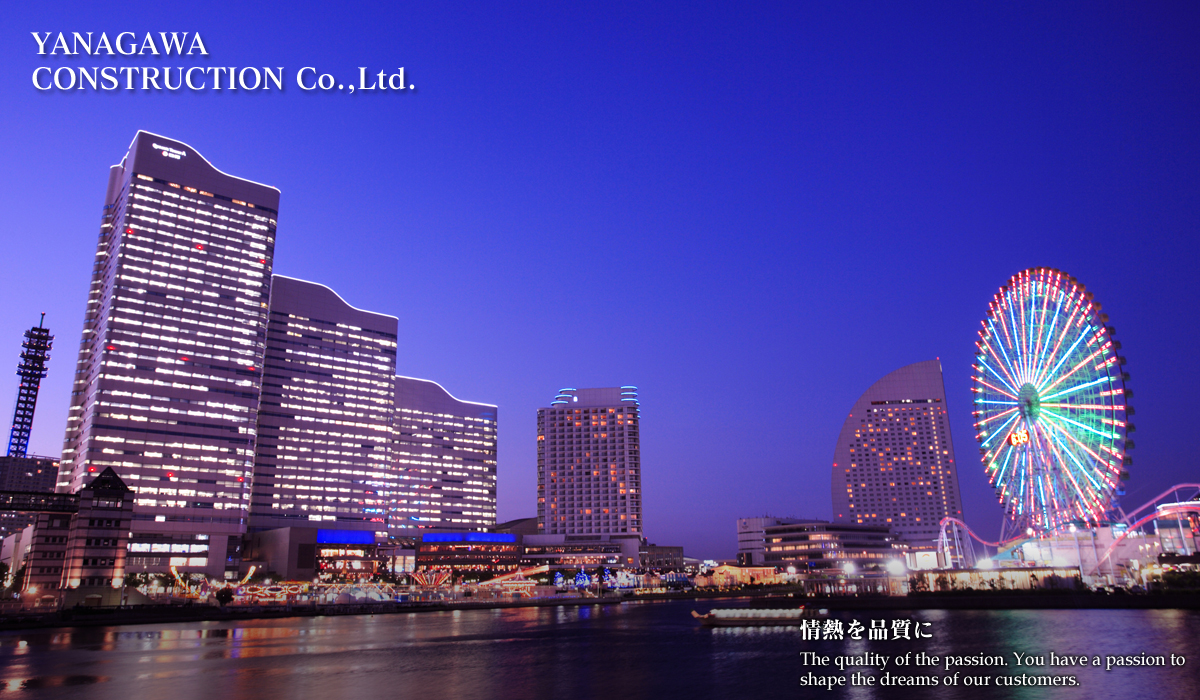 YANAGAWA CONSTRUCTION Co.,Ltd.